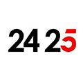 Site internet 2425 production